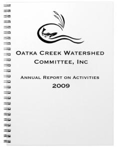 AnnualReportCover2009
