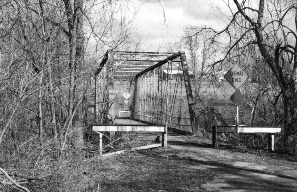 Fig. 3 - Contemporary Crossman's Bridge