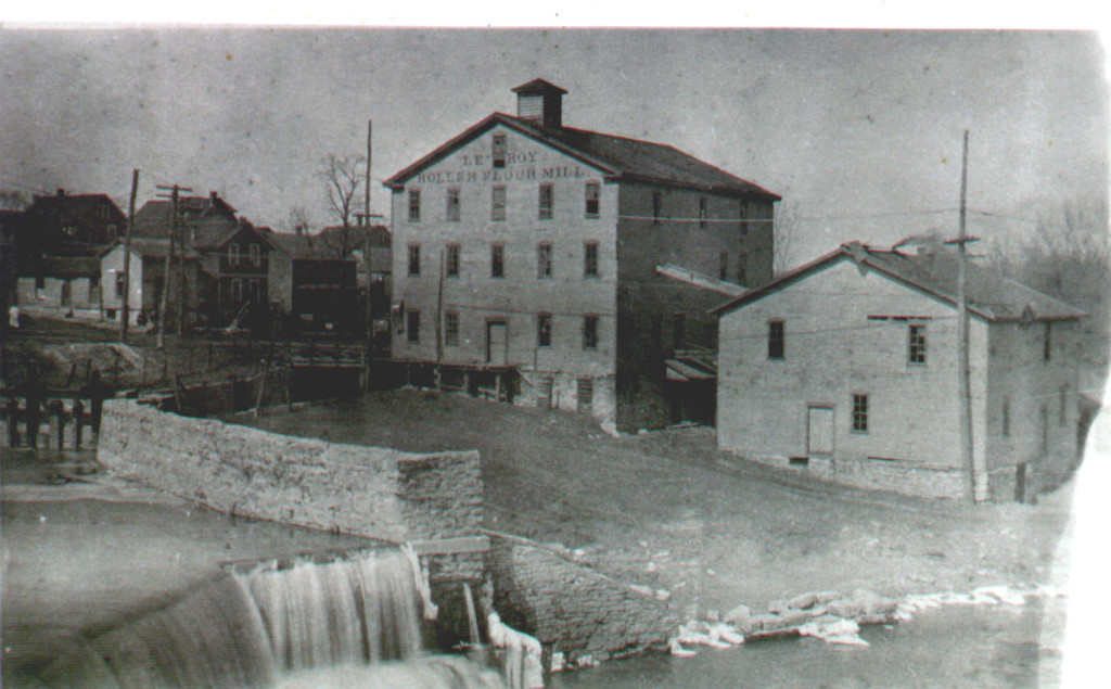 Fig. 5 - LeRoy Mill