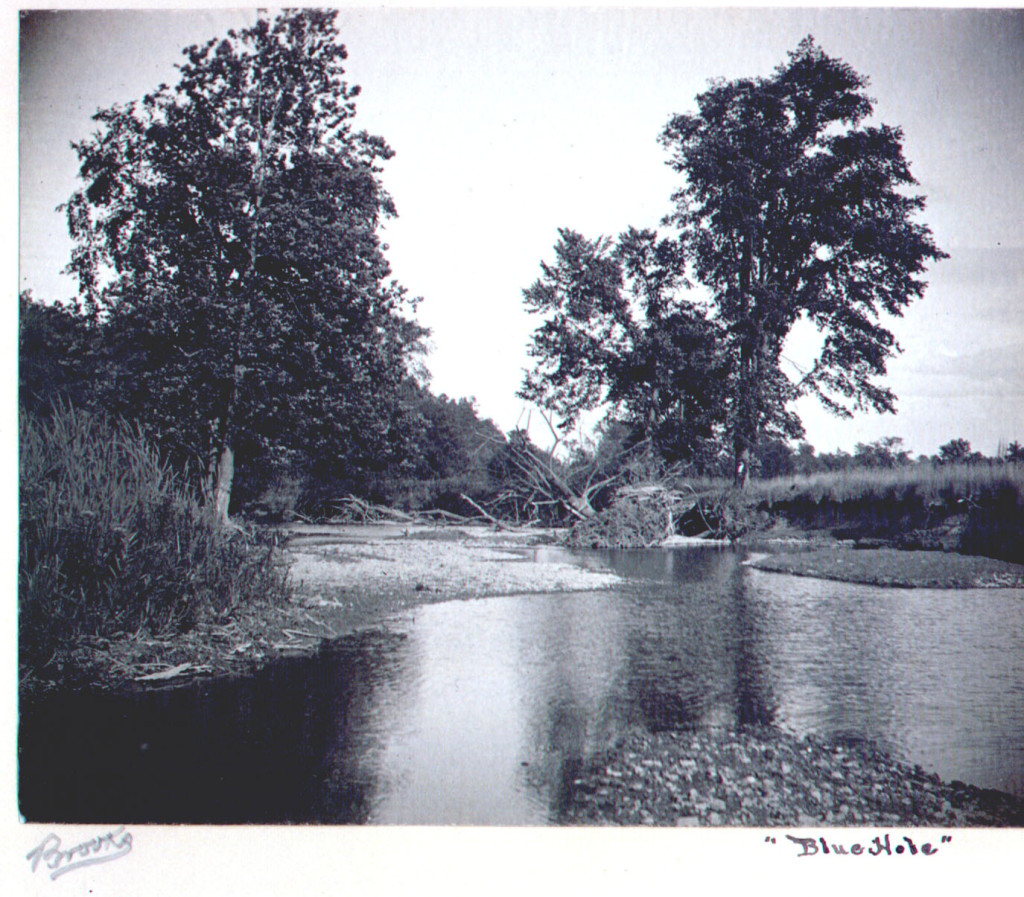 Fig. 7 - Blue Hole